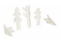 Комплект для плинтуса Rehau Perfetto-line, 12197251016