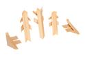 Комплект для плинтуса Rehau Perfetto-line, бежевый 94137